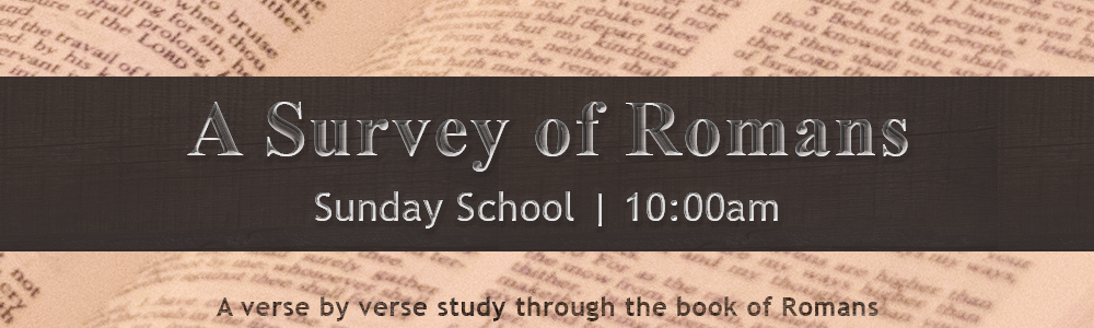 survey of Romans